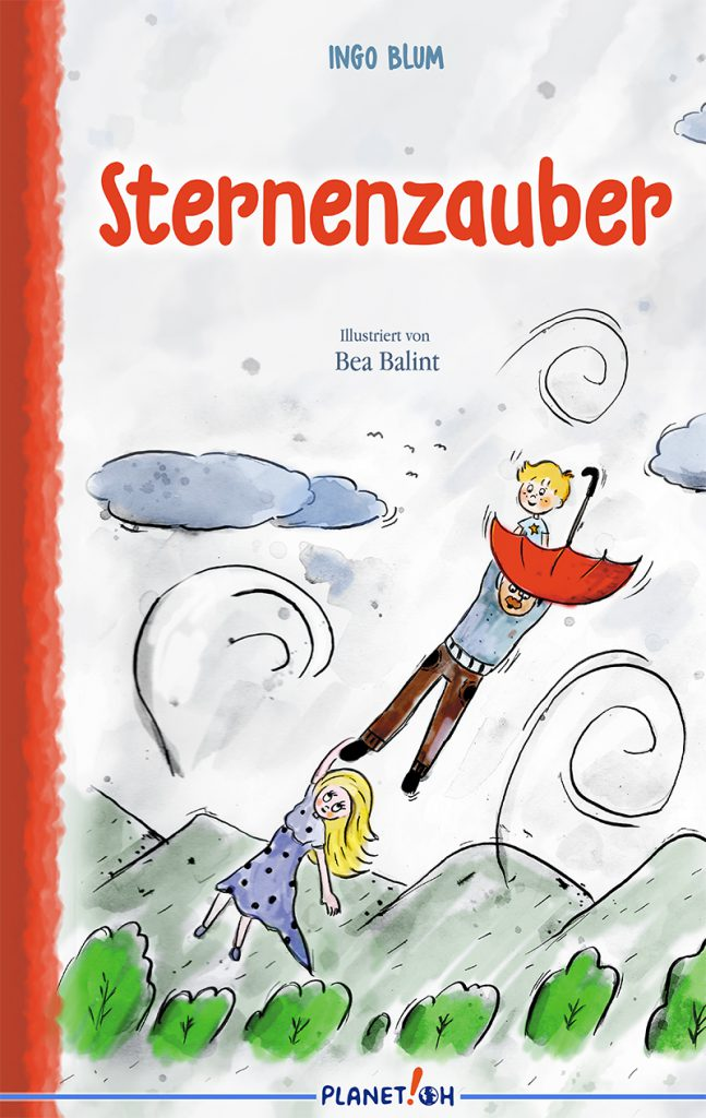 Cover Sternenzauber